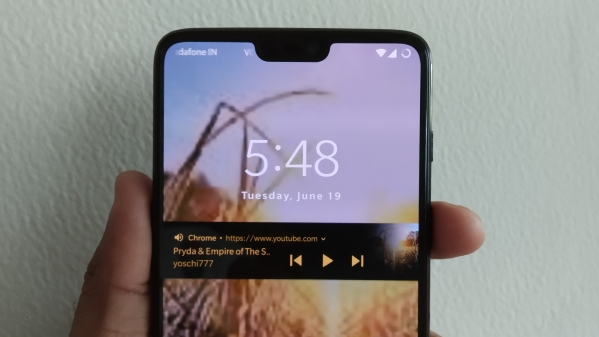 You can play music on YouTube with a locked screen, you just have to figure out your way to it.