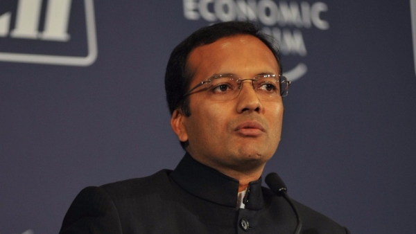 File photo of industrialist Naveen Jindal.