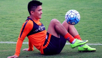 India's all-time leading goal scorer and captain Sunil Chhetri is set to play a landmark 100th game for his country.
