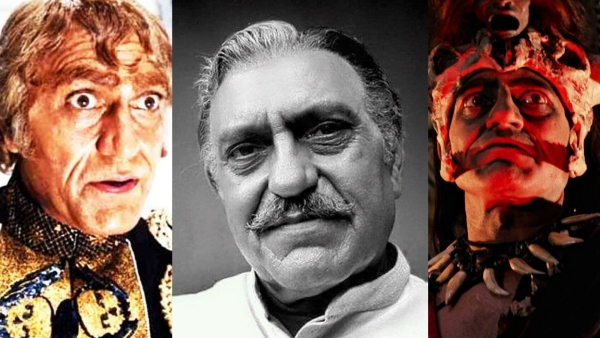 Amrish Puri is one of Bollywood's most talented actors.