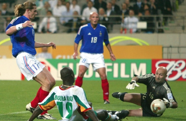 The scramble that made history in Senegal.