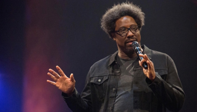W. Kamau Bell muses on parenting in the Trump era. (Photo: Netflix)