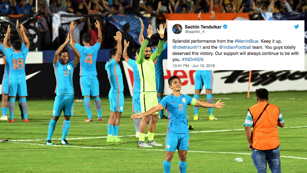 Did the Indian Football Team Deserve a Berth in the Asian