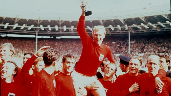 World Cup Throwback: When Hurst Guided England To Victory in 1966