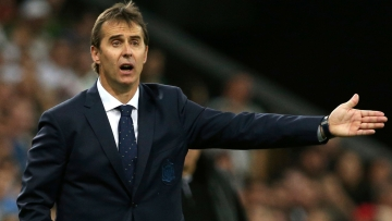 Julen Lopetegui has big shoes to fill in the role of Real Madrid manager. Will he be able to marshal the Spanish team in the meantime?