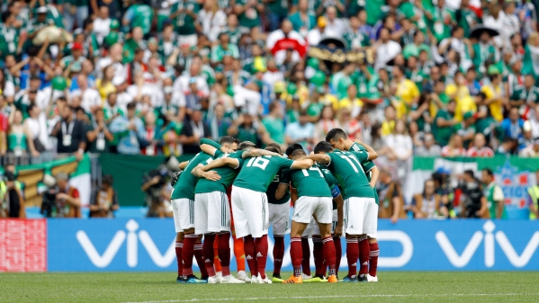 FIFA has opened disciplinary proceedings against Mexico after its fans used an anti-gay slur during the team's 1-0 win over Germany.
