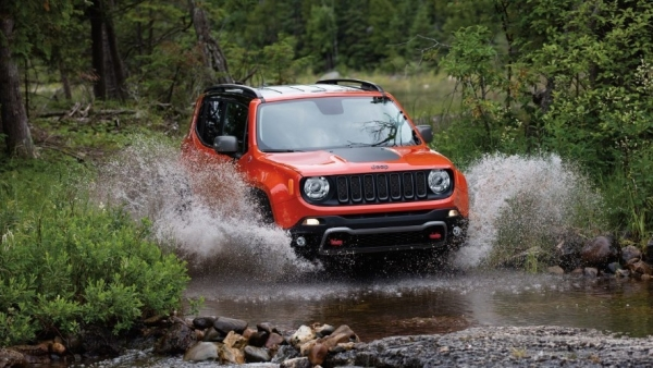 Visual of Jeep 2018 Renegade for representation.