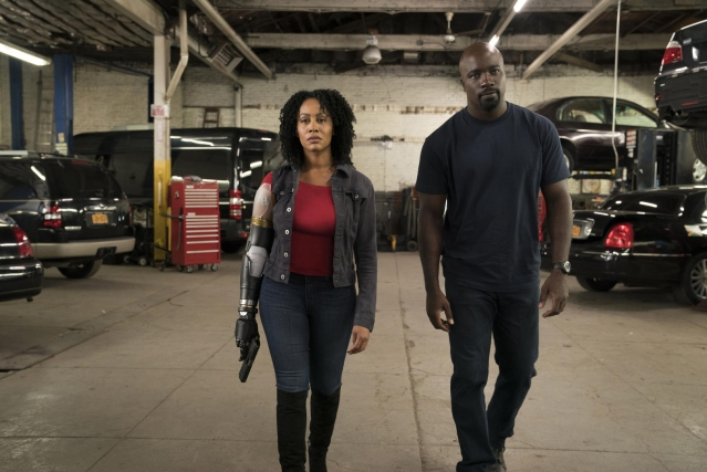 A still from <i>Marvel Luke Cage Season 2. (Photo: Netflix)</i>