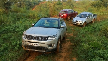 The SUV market in India grew 21 percent in 2017-2018.