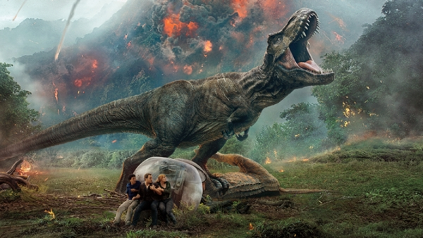 <i>Jurassic World: Fallen Kingdom </i>crosses the Rs 100 crore mark at the Indian box office.