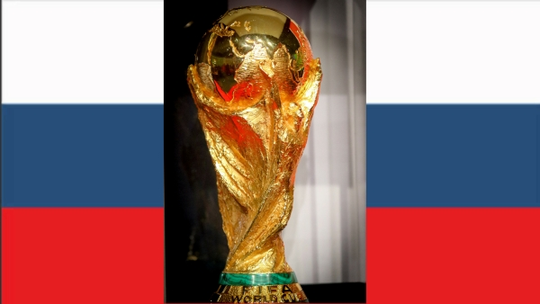 Russia will host the 21st Edition of the FIFA World Cup starting 14 June 2018