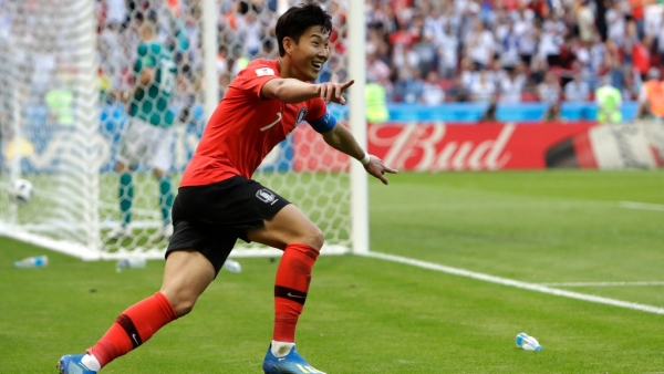 Son Heung-min crushed German dreams entirely after his 96th minute goal in FIFA World Cup 2018.