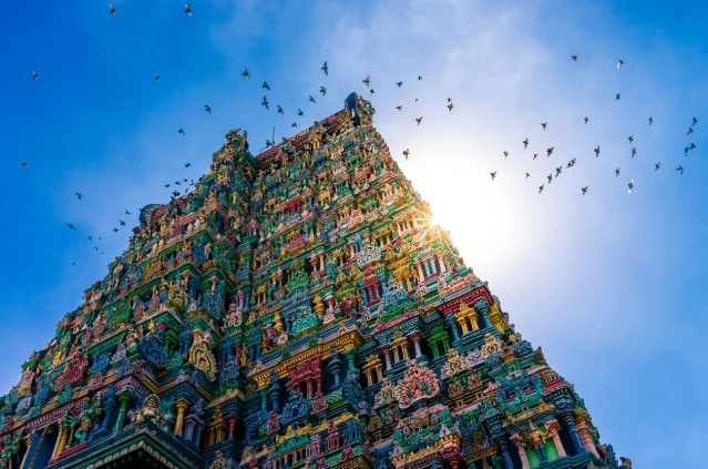 The city of Madurai, where I grew up, is famous for its unique food culture.