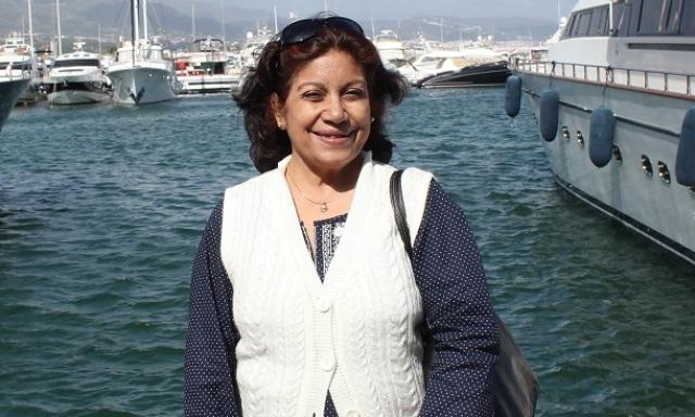 At Puerto Banus Seaside near Marbella.