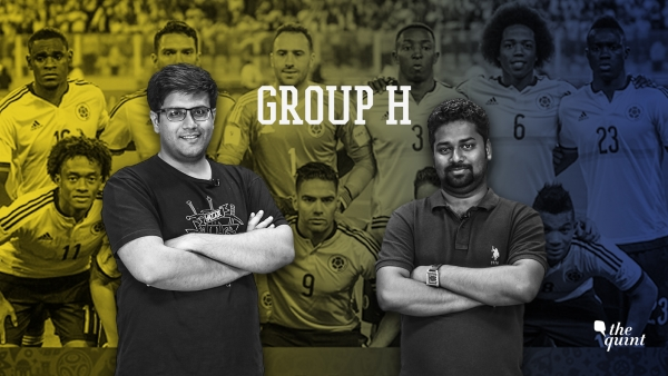 FIFA World Cup 2018 | Group H: Senegal, Poland Eyeing  Second Spot