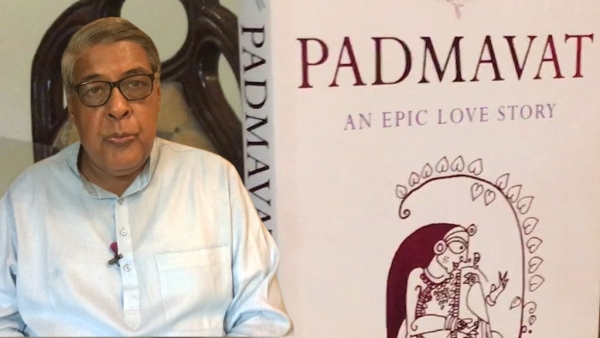 Purushottam Agrawal, author of 'Padamavat: An Epic Love Story', speaks to the Quint's Shadab Moizee