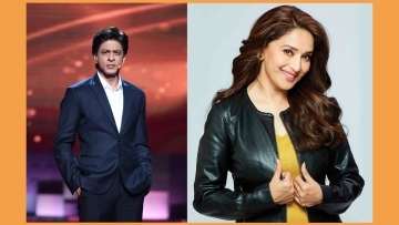 Shah Rukh Khan and Madhuri Dixit are now members of the Academy of Motion Picture Arts and Sciences.