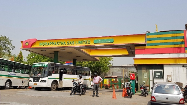 CNG prices were hiked by Rs 1.36 in Delhi recently.