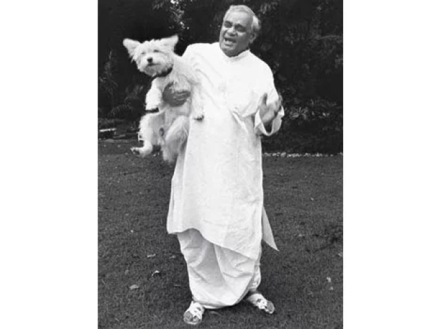 Vajpayee remained unmarried throughout his life and on more than one occasion called the Sangh and all its members his family.