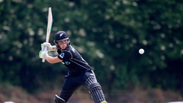 Kerr hit 31 boundaries en route to her 232, second highest behind Rohit Sharma's 33 during his 264.