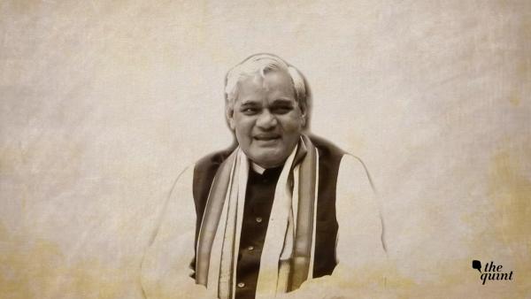 India's former Prime Minister Atal Bihari Vajpayee.