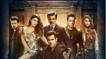 'Race 3' movie poster.