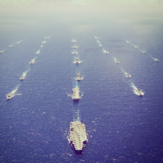 The RIMPAC exercises are the largest of its kind in the world.