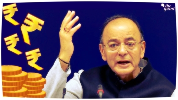 Finance Minister Arun Jaitley took to Twitter to question the Congress ideology.