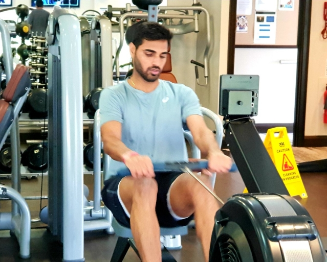 Image result for team india for england tour 2018 gym workout