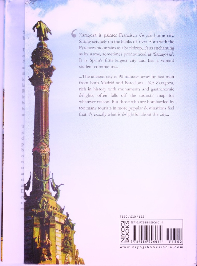 The back cover of the book.