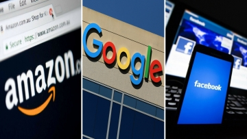 Amazon, Google and Facebook are in for some testing times in India.