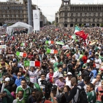 FIFA WC: Mexico Fans 'Jumping With Joy' Set Off Earthquake Sensors