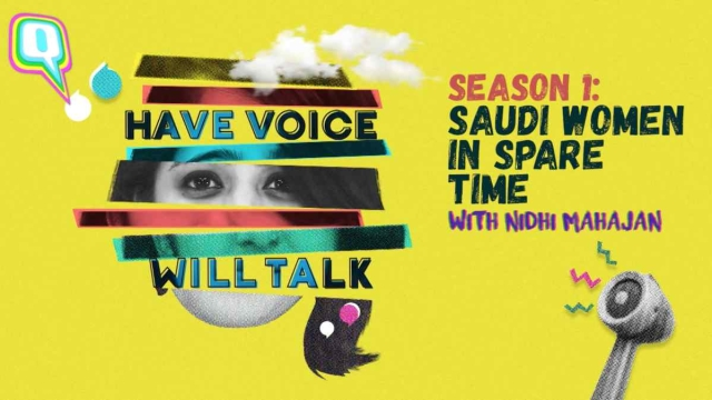 'Have Voice Will Talk' is a podcast series that brings you unique voices on issues that matter.
