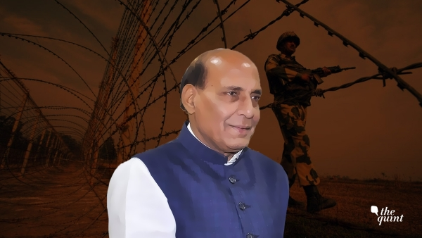 "Rajnath Singh's Challenges in Changing ""Fate & Face of Kashmir"""