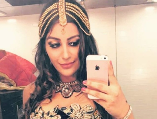 Yashika Anand enters as the youngest of the contestants.