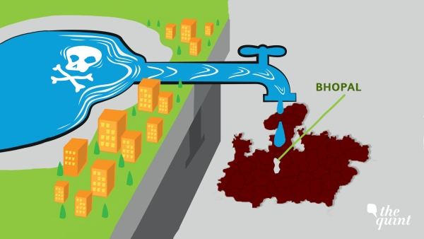 Study Shows Urine Has Less Bacteria Than Bhopal's Drinking Water