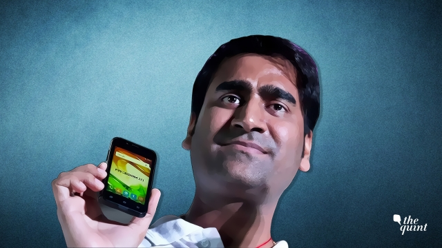 Mohit Goel launched the Freedom 251 smartphone back in 2016