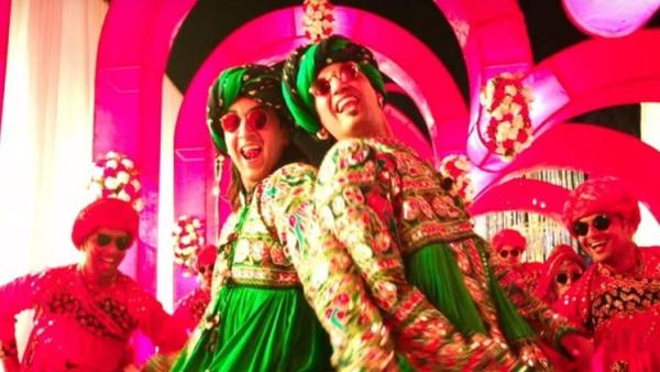 Titled <i>Bhopu Baj Raha Hain</i>, the song has Ranbir Kapoor dancing along with Karishma Tanna and Vicky Kaushal.