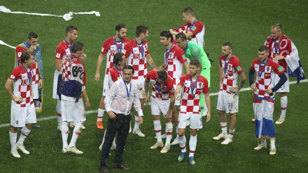 Croatia Player Ratings in the FIFA World Cup Final
