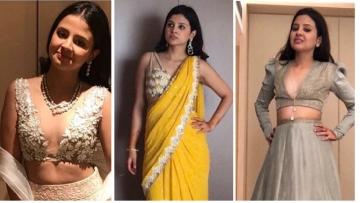 Sakshi Singh Dhoni slayed the bridesmaid  look at Poorna Patel's wedding in Mumbai.