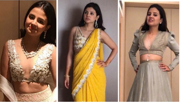 Sakshi Singh Dhoni Just Slayed in Her Bridesmaid Couture