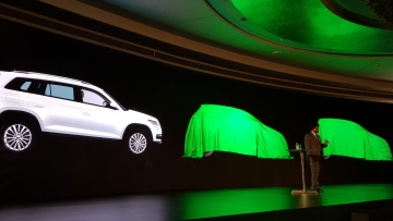 Skoda India will launch two new products starting 2021, starting with a mid-size SUV.
