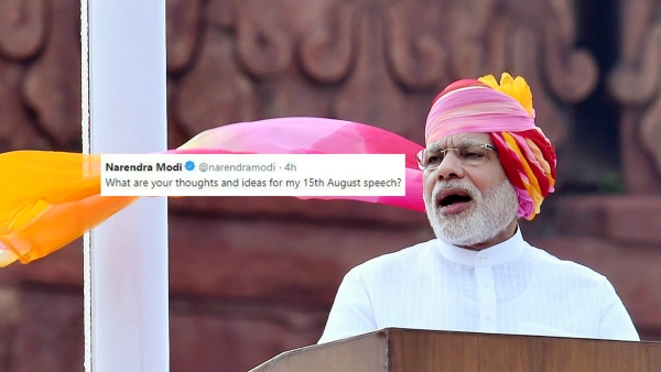 PM Modi Wants Ideas for Independence Day Speech – Here's Our List