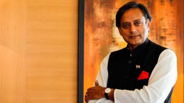 File image of Congress leader Shashi Tharoor.
