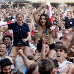 'It's Coming Home,' Chant Fans After England Reach World Cup Semis