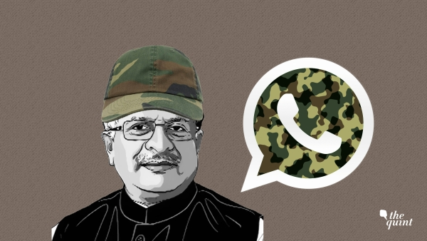 """We wrestle on Twitter. The battle is on Facebook. The war is on WhatsApp."" – Ankit Lal, a top strategist for the Aam Aadmi Party is famously quoted as saying."