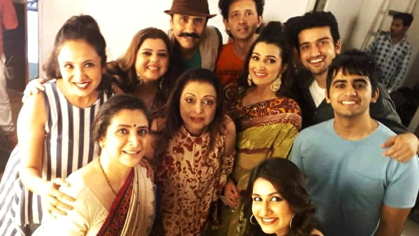 The cast of<i> Sasural Genda Phool </i>reunite for a web series called, <i>Make- Up Room</i> all set to release on 11 July.