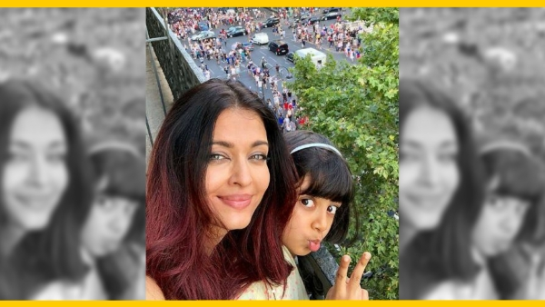 Aishwarya Rai and Aaradhya Share France's FIFA World Cup Win