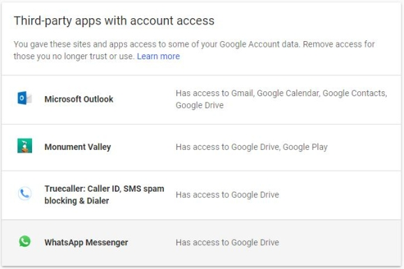 Gmail says that it was just vetting third party apps and not reading the data.