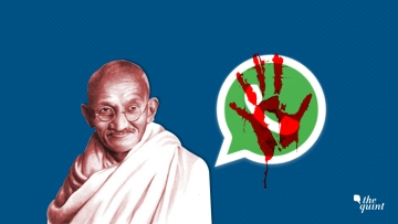 Social Media Censorship Won't Stop Lynchings. We Need a New Gandhi